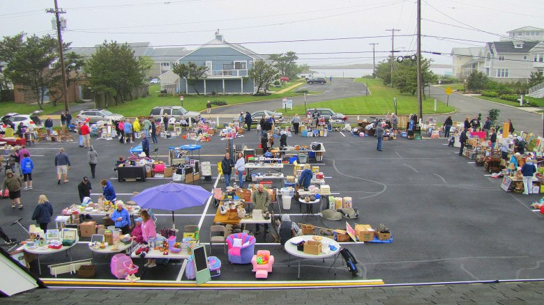 Monmouth Beach Annual Outdoor Parking Lot Sale