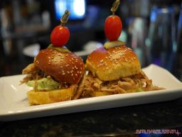 Braised Duck Sliders