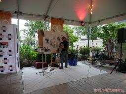Indie Street Film Festival Art Show 1