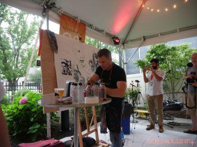 Indie Street Film Festival Art Show 18