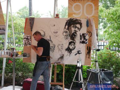 Indie Street Film Festival Art Show 2