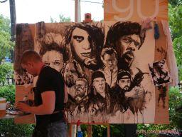 Indie Street Film Festival Art Show 7