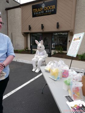 The Great Red Bank Egg Hunt 20 of 22