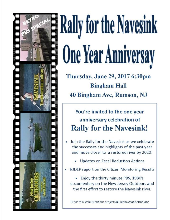 rally for navesink