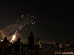 fireworks in Long Branch 10 of 12