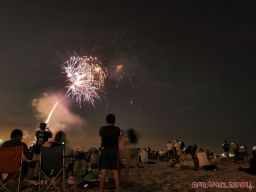fireworks in Long Branch 4 of 12