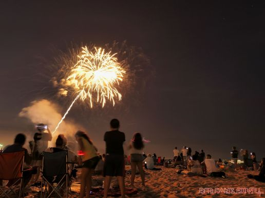 fireworks in Long Branch 5 of 12