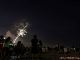 fireworks in Long Branch 6 of 12