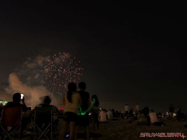 fireworks in Long Branch 7 of 12