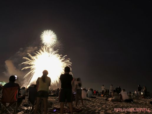 fireworks in Long Branch 8 of 12