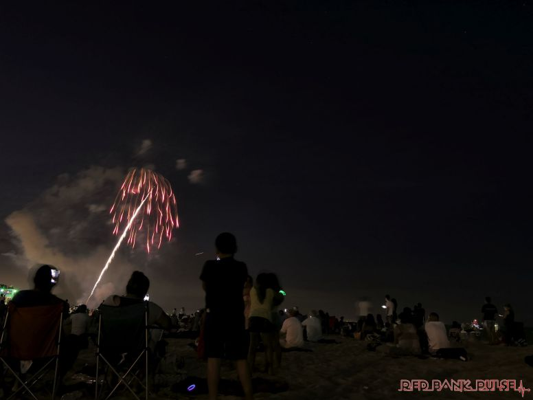 fireworks in Long Branch 9 of 12