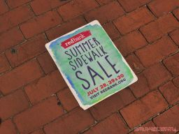 Red Bank Sidewalk Sale 2017 1 of 3
