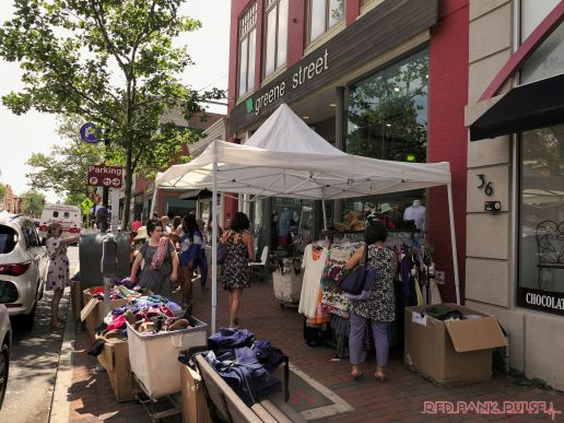 Red Bank Sidewalk Sale 2017 5 of 28