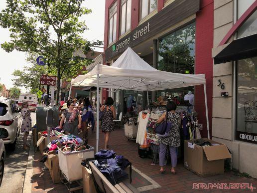 Red Bank Sidewalk Sale 2017 5 of 28
