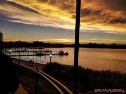 Red Bank sunsets 4 of 10