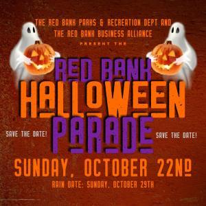 Red Bank Halloween Parade