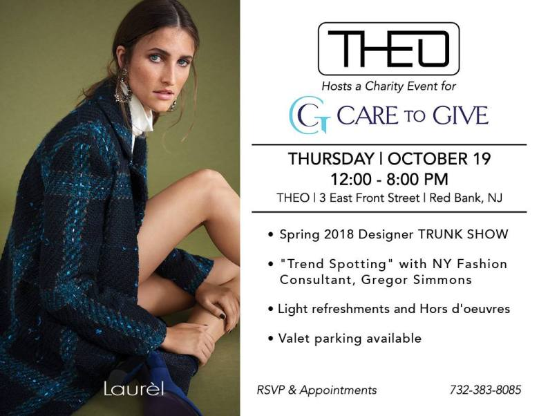 Theo Trunk Show