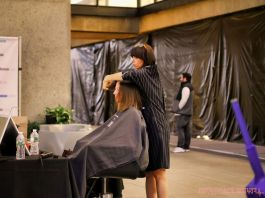 Hair for Hurricanes 2017 Salon Concrete Bell Works 10 of 25