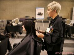 Hair for Hurricanes 2017 Salon Concrete Bell Works 19 of 25