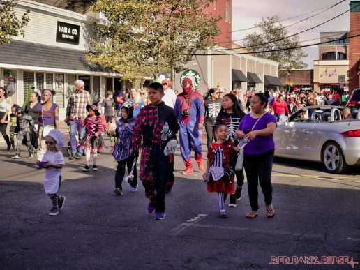 Red Bank Halloween Parade 2017 9 of 55