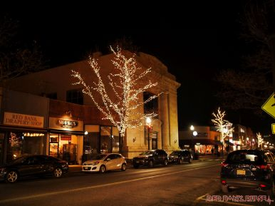 Red Bank Holiday Lights 4 of 9