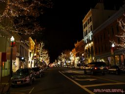 Red Bank Holiday Lights 6 of 9