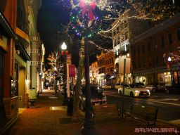 Red Bank Holiday Lights 8 of 9