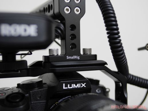 SmallRige Cage Panasonic Lumix G85 17 of 22