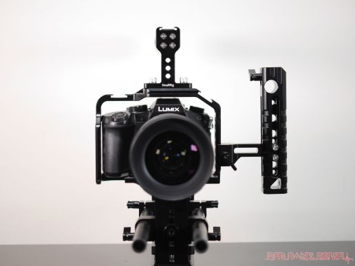 SmallRige Cage Panasonic Lumix G85 3 of 22