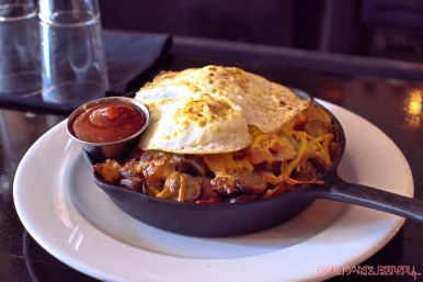 The Downtown Brunch skillet & quesadilla 9 of 15