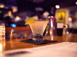 Danny's Steakhouse Prime Rib Martini Night 7 of 31