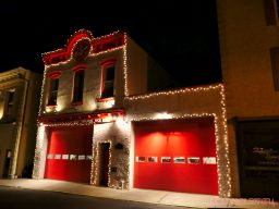 Red Bank Holiday Lights 7 of 7