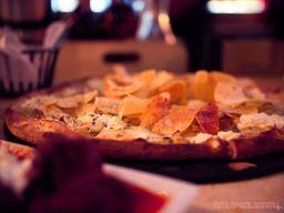 Pazzo MMX pizza meatballs beer potatoe croquettes cannoli 9 of 25