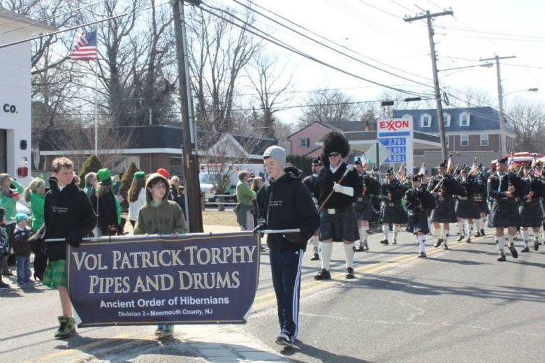 Rumson St. Patrick's Day