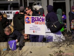 Clean Ocean Action Beach Sweeps 2018 15 of 64