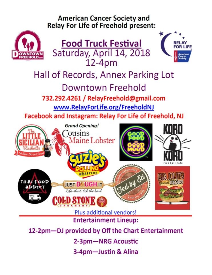 Freehold Food Truck Festival