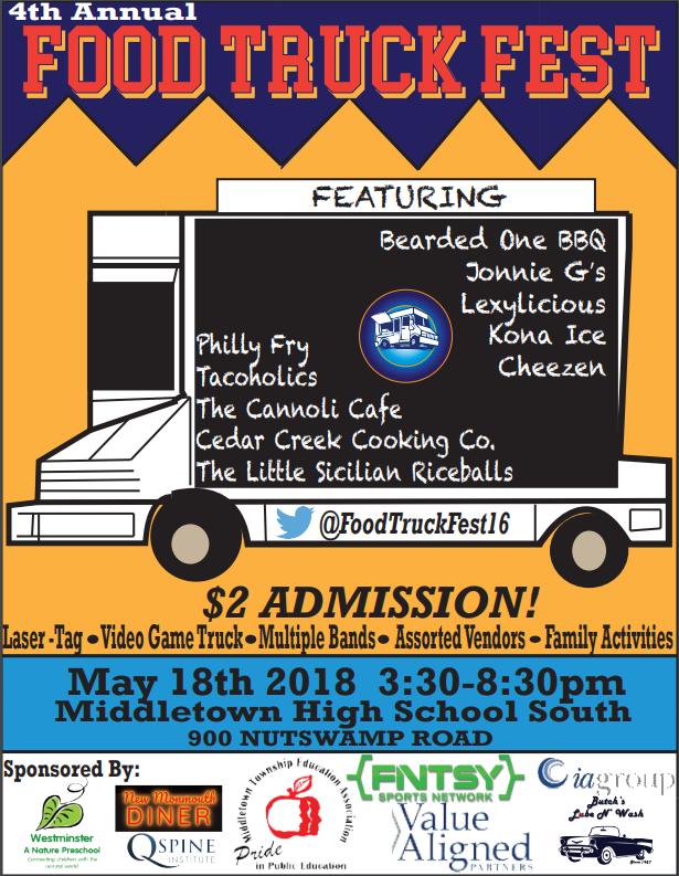 Middletown Food Truck Festival