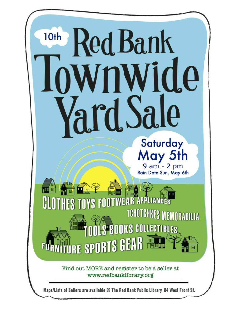 Red Bank Townwide Garage Sale