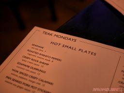 Teak Restaurant Monday 10 of 25