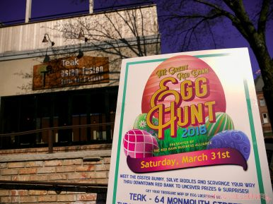 The Great Red Bank Egg Hunt 2018 1 of 33