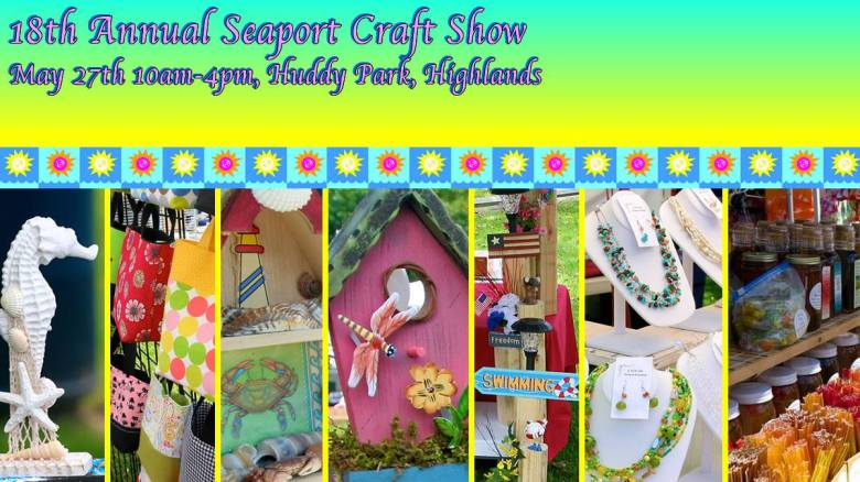 18th Annual Seaport Craft Show Highlands