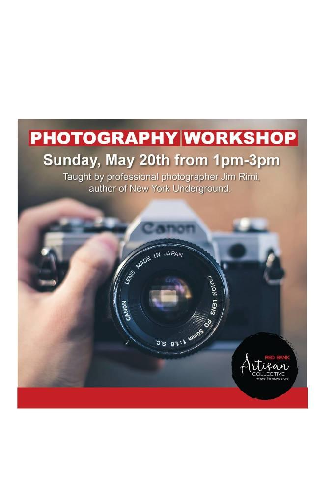 Artisan Collective Camera Workshop