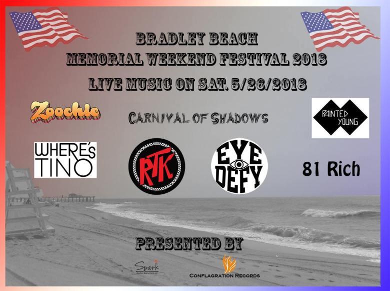 Bradley Beach Memorial Festival