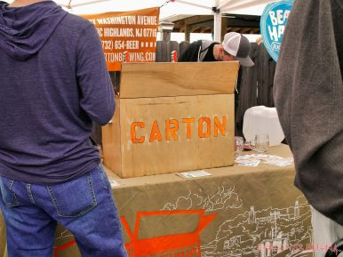 Brew by the Bay Craft Beer Festival 1 of 78 Carton Brewery