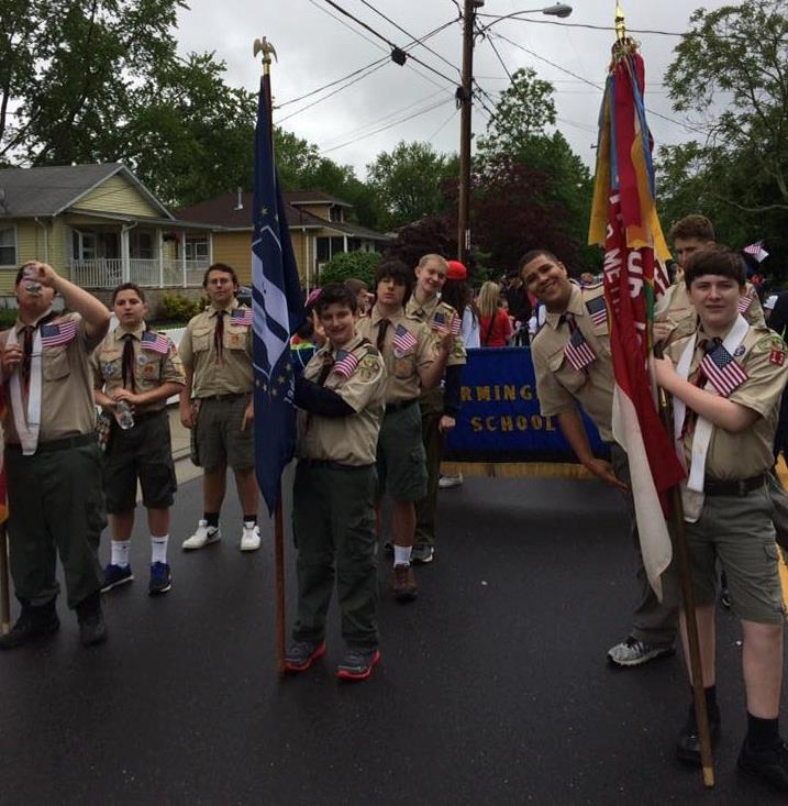 Farmingdale Memorial Day Parade