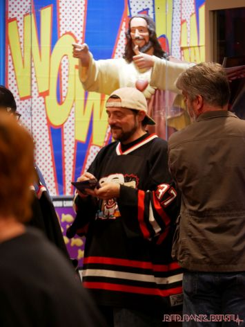 Kevin Smith at Jay & Silent Bob's Secret Stash on 5-5-2018 1 of 52