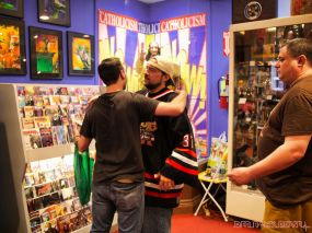 Kevin Smith at Jay & Silent Bob's Secret Stash on 5-5-2018 36 of 52