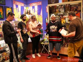 Kevin Smith at Jay & Silent Bob's Secret Stash on 5-5-2018 37 of 52