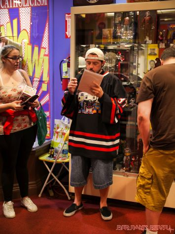 Kevin Smith at Jay & Silent Bob's Secret Stash on 5-5-2018 38 of 52