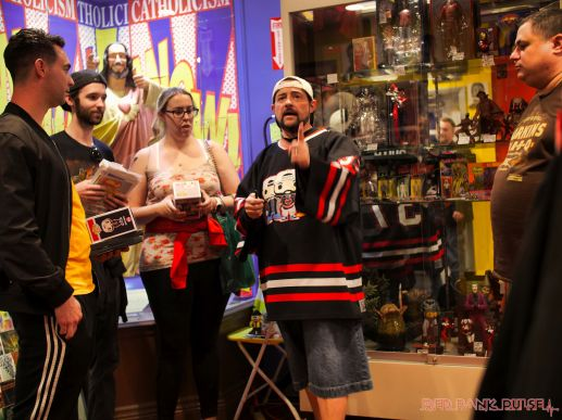 Kevin Smith at Jay & Silent Bob's Secret Stash on 5-5-2018 39 of 52
